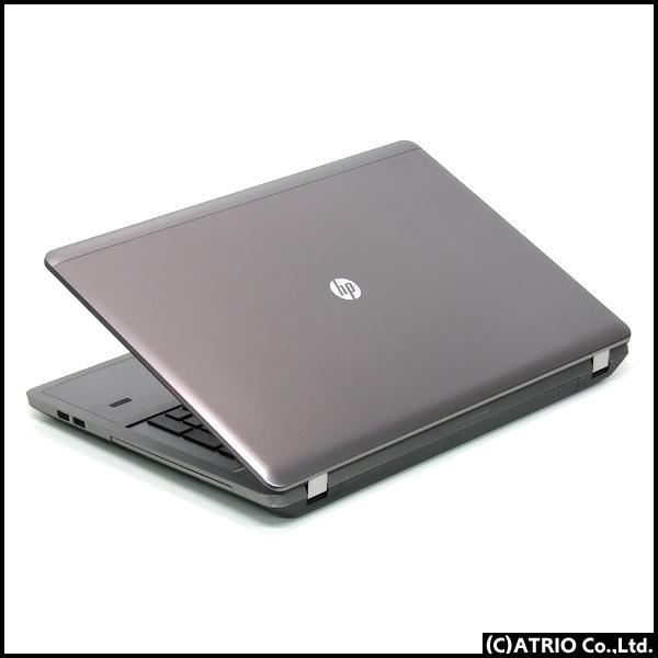 大画面17インチ 新品SSD HP ProBook 4740s Core i5 3230M 2.6GHz メモリ8GB 256GB Windows10 DVD LibreOffice 中古 ノートパソコン 本体 バッテリ切れ特価品|atriopc|03
