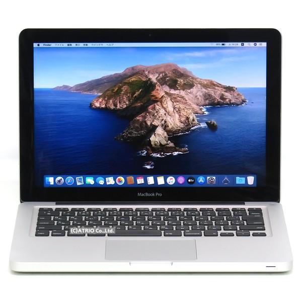 大容量新品SSD Apple MacBook Pro Mid 2012 13インチ Core i7 3520M 2.9GHz メモリ8GB JISキー Webカメラ 中古 ノートパソコン 本体 OS変更オプションあり|atriopc