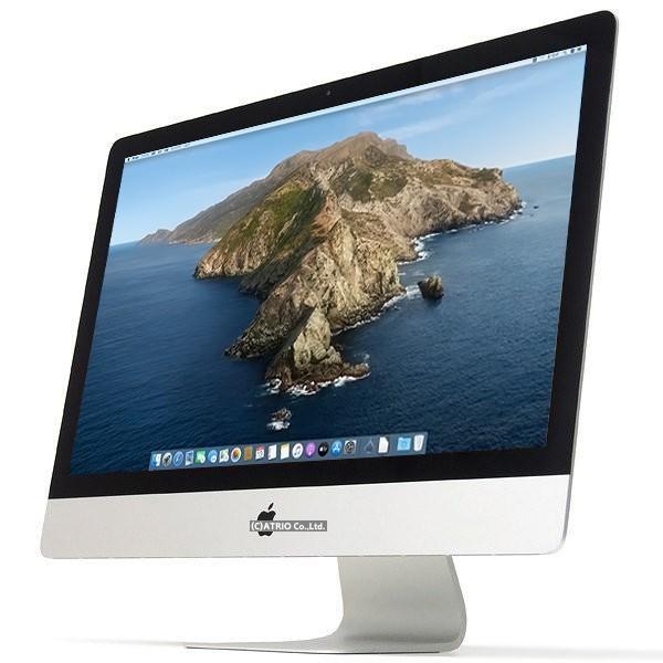 Apple iMac Late 2013 27インチ Core i5 4570 3.2GHz 16GB HDD1TB GeForce GT755M Webカメラ 中古 一体型PC デスクトップ OS変更オプションあり|atriopc