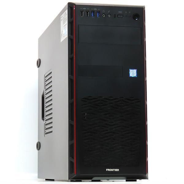 ゲーミングPC中古パソコンデスクトップFRONTIERRTX3060i99900K32GBSSD1TBWindows10