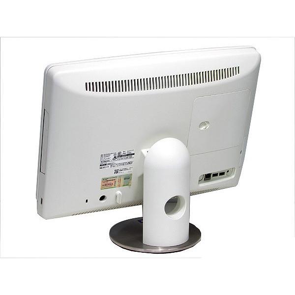 中古パソコン 一体型 デスクトップ 富士通 DESKPOWER F/E70T Core 2 Duo P8700 2.53GHz 2GB HDD500GB 20インチ Windows7 LibreOffice搭載 テレビ視聴|atriopc|02