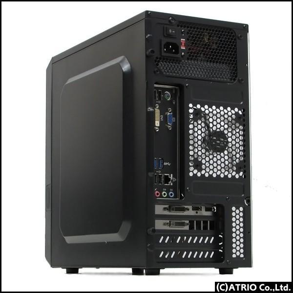 ゲーミングPC 自作機 GeForce GTX770 Core i7 3770K SSD+HDD 新品1TB Windows10 64bit Office 中古パソコン 送料無料|atriopc|02