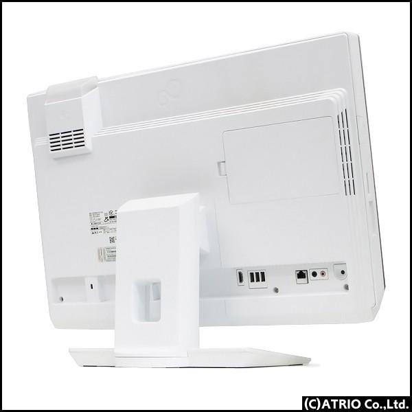 美品 一体型パソコン 富士通 ESPRIMO FH77/GD Core i7 2670QM 8GB 2TB Blu-ray Windows10 Windows7 64bit テレビ機能 Office 中古パソコン 送料無料|atriopc|02