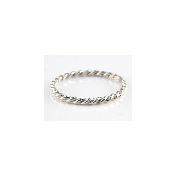 ピンキーリング リング ホワイトゴールドk18 ダイヤモンド 一粒 指輪 華奢 重ね付け3本セット 18金 ダイヤ 4月誕生石 ストレート 母の日