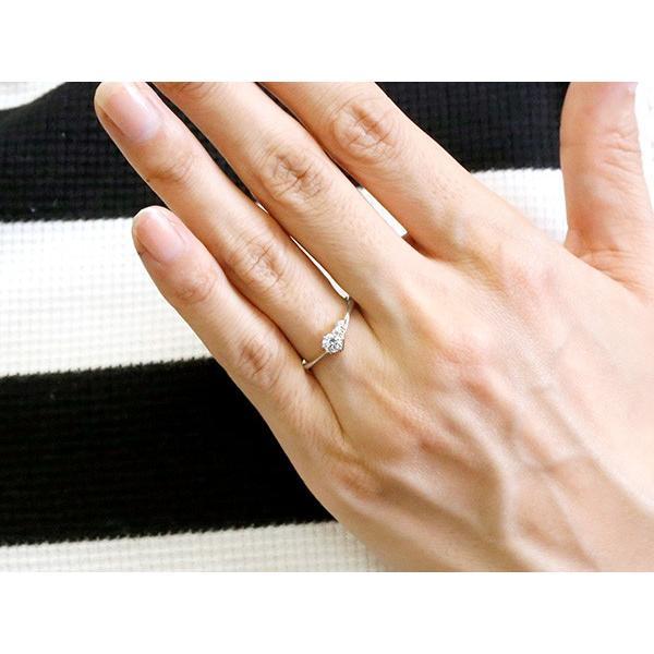 鑑定書付き VVS1クラス プラチナ900 ダイヤモンド 婚約指輪 エンゲージリング リング 一粒 大粒 ダイヤ ストレート 母の日