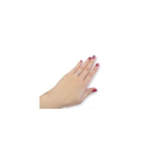 結婚指輪 ペアリング プラチナ ダイヤ ダイヤモンド マリッジリング リング 2本セット 結婚式 ストレート カップル メンズ レディース