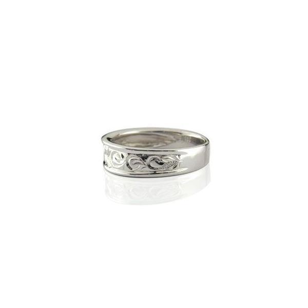 結婚指輪 安い ハワイアンジュエリー プラチナ 結婚指輪 マリッジリング ペアリング シンプル 人気  プレゼント 女性 母の日