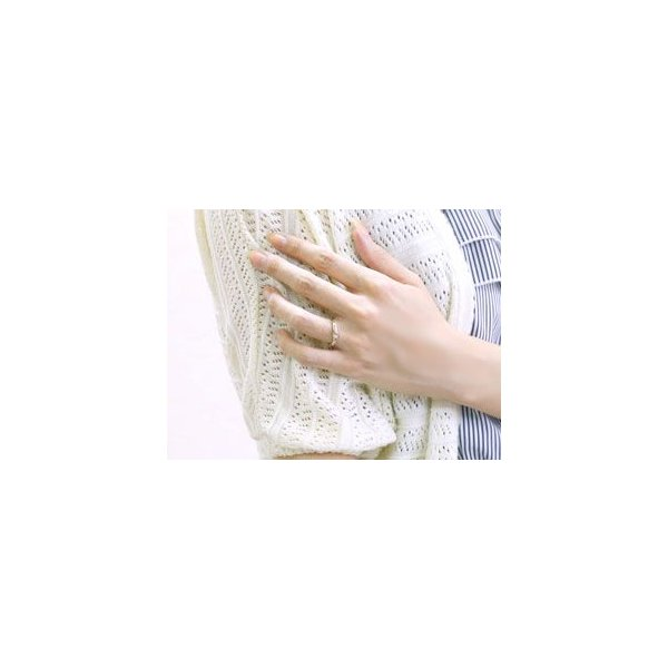 結婚指輪 ハワイアン ペアリング ハート 刻印 ホワイトゴールドk18 地金リング 18金 k18wg ストレート カップル シンプル 人気  プレゼント 女性 atrus 04