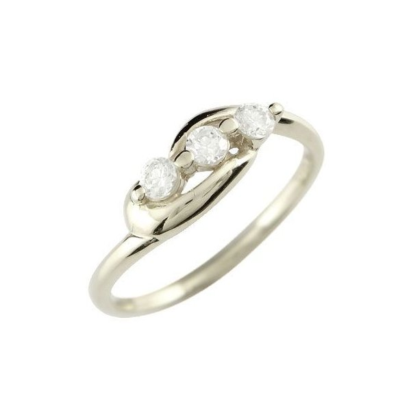 婚約指輪 エンゲージリング ダイヤモンド ホワイトゴールドk18 18金 ダイヤモンドリング ダイヤ ストレート 宝石  プレゼント 女性 ペア 母の日