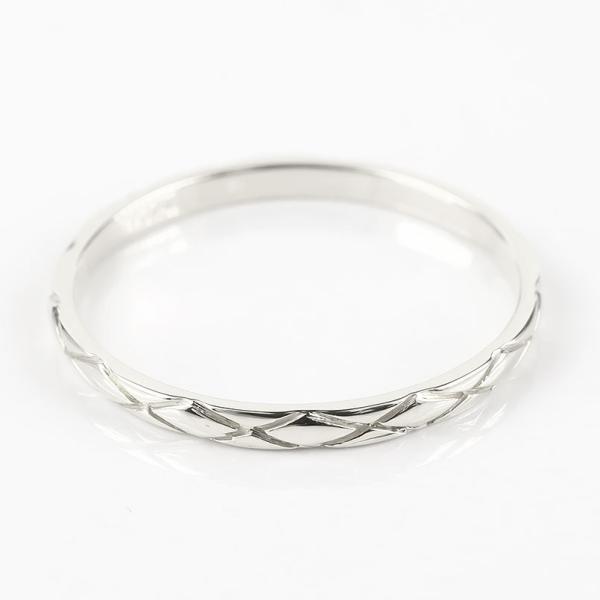 結婚指輪 安い ペアリング プラチナ ダイヤモンド 結婚指輪 マリッジリング リング 一粒 pt900 華奢 アンティーク スイートペアリィー カップル  最短納期|atrus|03