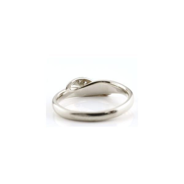 ピンキーリング 婚約指輪 エンゲージリング ダイヤモンド ハードプラチナ950リング ダイヤ pt950 ストレート 指輪 母の日