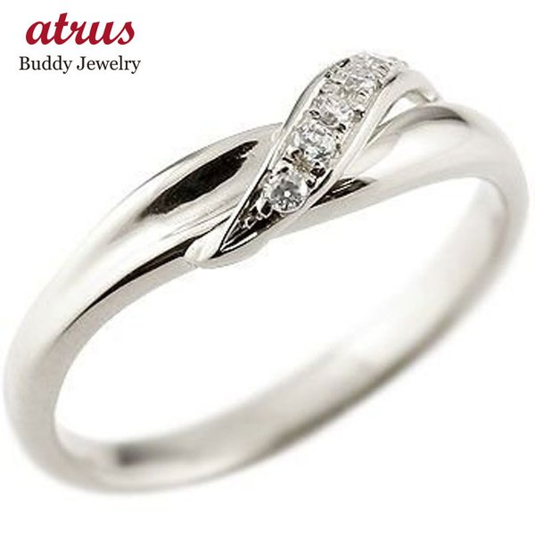 婚約指輪 安い エンゲージリング プラチナ ダイヤモンド リング ピンキーリング ダイヤ pt900 ストレート 指輪  プレゼント 女性 ペア 母の日