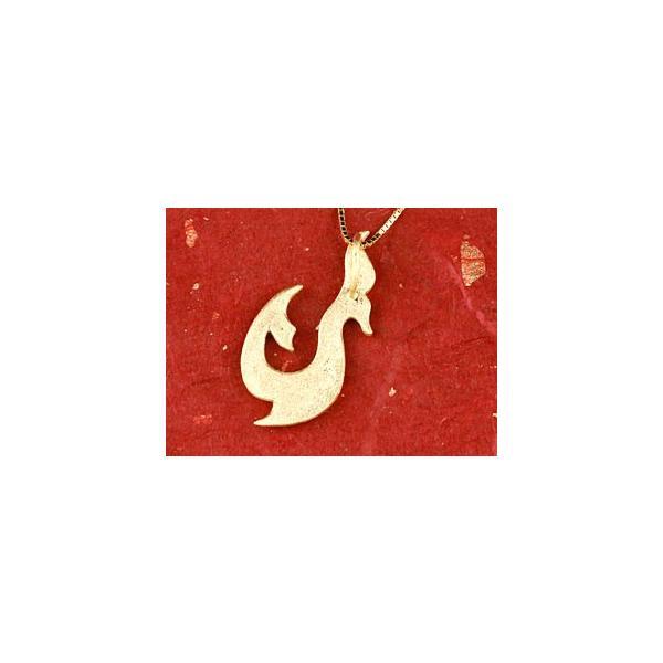 純金 メンズ ネックレス フィッシュフック 24金 ゴールド 24K ホエールテール 釣針 ペンダント マリン系 地金 シンプル k24 チェーン 人気 男性用|atrus|02