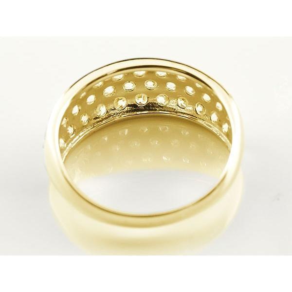 婚約指輪 エンゲージリング ダイヤモンド 指輪 イエローゴールド k18 パヴェ ダイヤモンドリング ダイヤ 1.40ct 母の日
