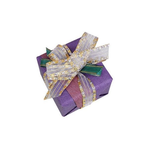 プレゼント用 ラッピング 有料ギフトラッピング パープル系 母の日
