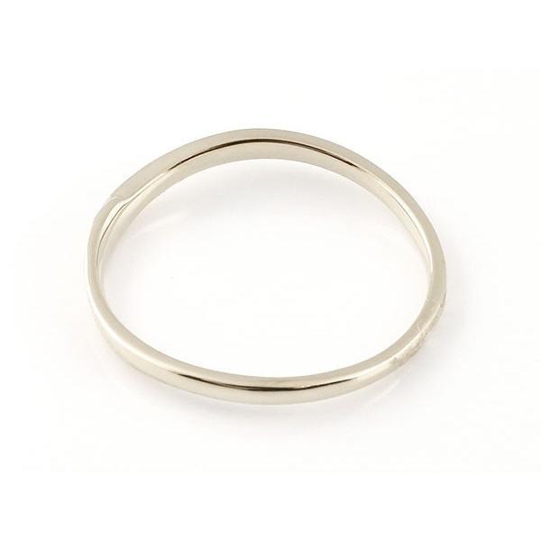 結婚指輪 安い スイートペアリィー インフィニティ ペアリング 結婚指輪 ダイヤモンド ピンクゴールドk18 プラチナ900 S字 つや消し 一粒 18金 華奢 最短納期|atrus|02
