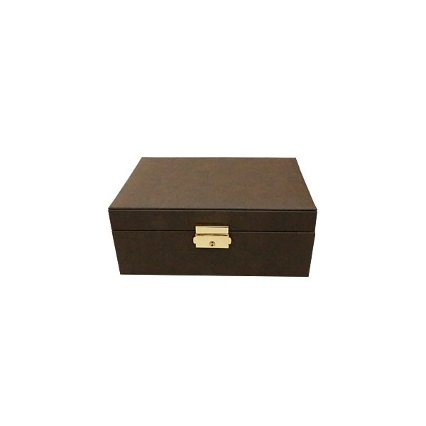 ジュエリーボックス 宝石箱 鍵付き マルチジュエリーケース 収納 リング ペンダント ピアス 母の日