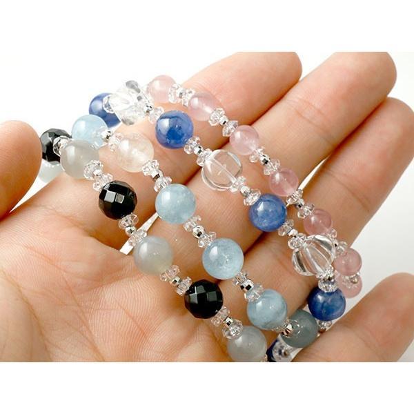 ブレスレット 選べる天然石ブレスレット 送料無料 宝石 パワーストーン レディース メンズ atrus 15