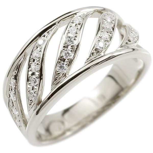 婚約指輪 リング シルバー925 キュービックジルコニア エンゲージリング 指輪 幅広 ピンキーリング sv925 レディース 送料無料