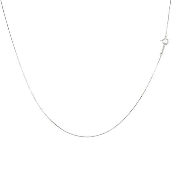 ネックレス チェーンのみ メンズ プラチナ 50cm ロングネックレス ベネチアンチェーン プラチナ900 PT900 地金ネックレス 男性用 送料無料 atrus