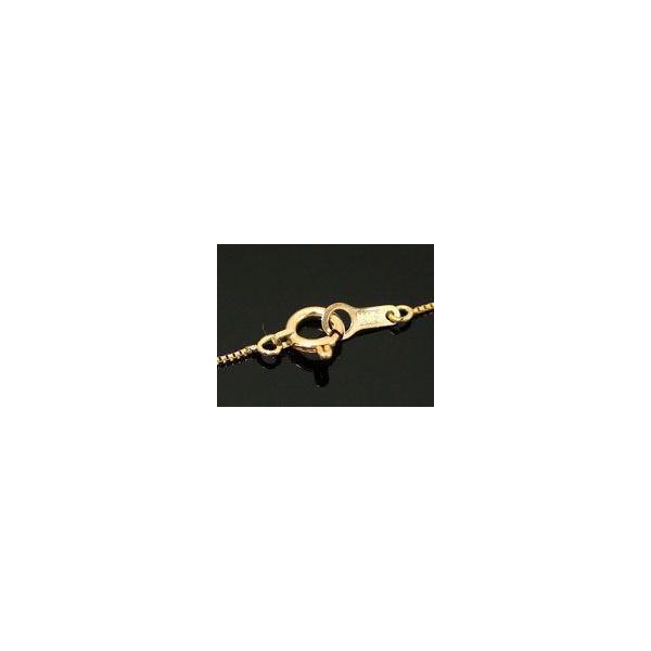 ネックレス チェーン レディース 18金 メンズ  ロングネックレス イエローゴールドk18 18k YG ベネチアン 50cm 地金 あすつく 送料無料|atrus|03