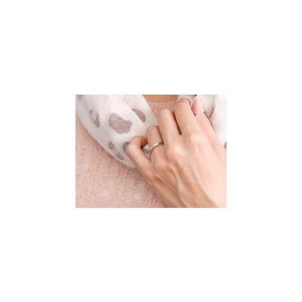 ストレート マリッジリング 甲丸 結婚指輪 ペアリングブルームーンストーン ホワイトゴールドk18 人気 18金 結婚式 シンプル カップル 宝石 母の日