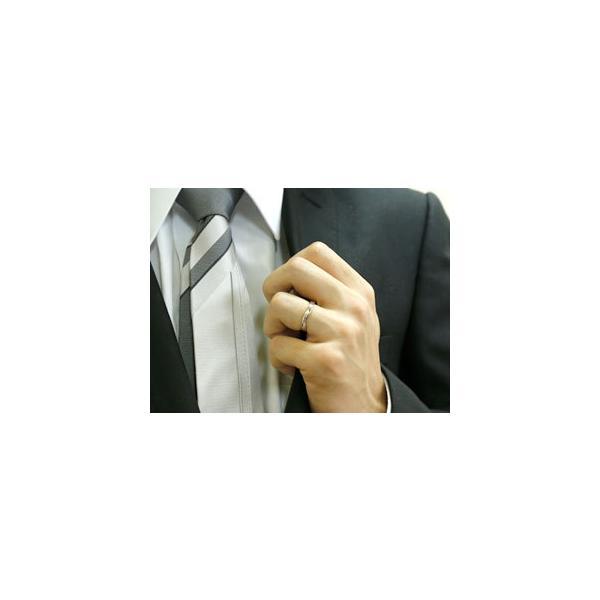 結婚指輪 安い ペアリング プラチナ マリッジリング ダイヤモンド ダイヤ 結婚式 カップル  プレゼント 女性 送料無料|atrus|03