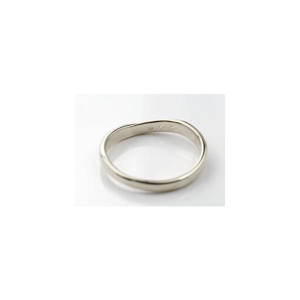 結婚指輪 安い ペアリング プラチナ マリッジリング ダイヤモンド ダイヤ 結婚式 カップル  プレゼント 女性 送料無料|atrus|05