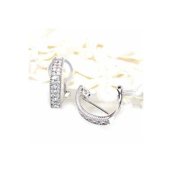 ピアス プラチナ シンプル ピアス ダイヤモンド プラチナ Pt900 イヤリング兼用 ダイヤピアス ダイヤ 宝石 母の日