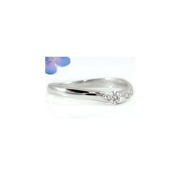 結婚指輪 ペアリング プラチナ ダイヤ ダイヤモンド マリッジリング 鑑定書付き SI 結婚式 ストレート カップル メンズ レディース