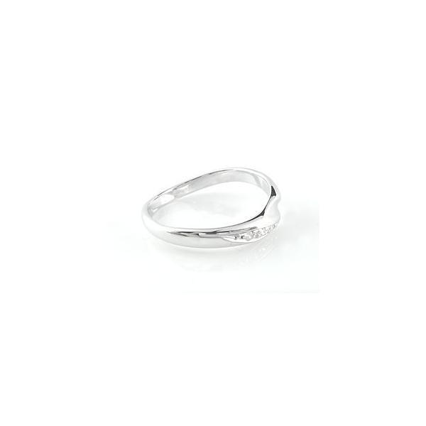 ペアリング プラチナ ダイヤモンド 結婚指輪 マリッジリング 結婚式 ダイヤ カップル クリスマス 女性