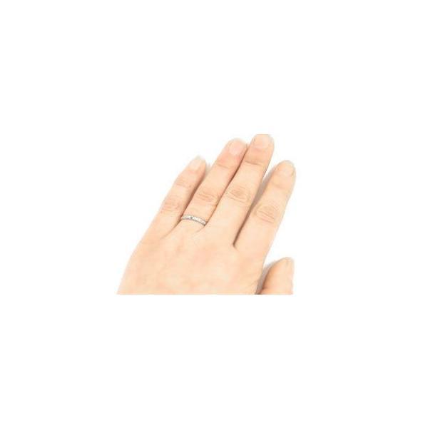 ストレート マリッジリング 甲丸 結婚指輪 ペアリング ダイヤモンド エメラルド ホワイトゴールドk18 18金 ダイヤ 2.3 メンズ レディース 宝石 クリスマス 女性