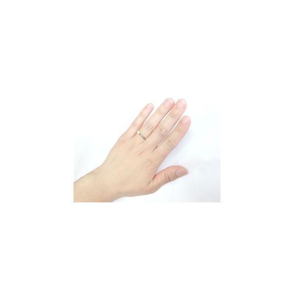 ペアリング 結婚指輪 マリッジリング 一粒 ダイヤモンド ハート ホワイトゴールドk18 ダイヤモンドリング 結婚式 18金 ダイヤ ストレート カップル