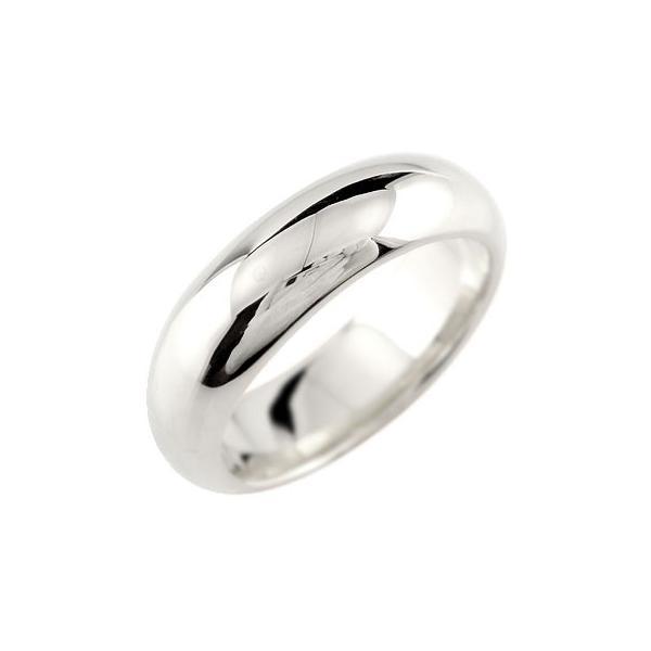 ピンキーリング シルバー リング 指輪 甲丸 宝石なし ストレート クリスマス 女性