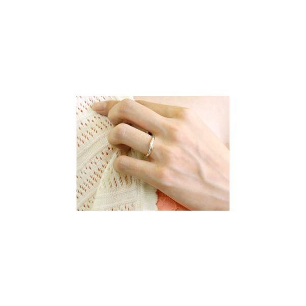 ペアリング ハードプラチナ950 結婚指輪 マリッジリング 地金リング シンプル つや消し pt950 ストレート スイートペアリィー カップル クリスマス 女性