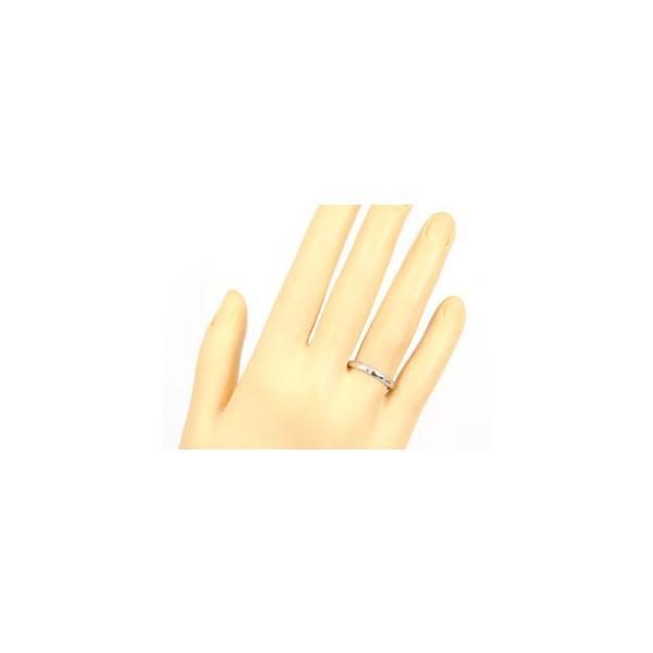 シルバーリング 指輪 甲丸 ストレート 2.3 クリスマス 女性