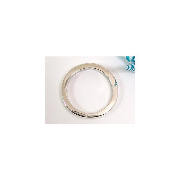 ピンキーリング ホワイトゴールドk10リング 指輪 k10 重ね付け シンプルリング 10金 ストレート クリスマス 女性