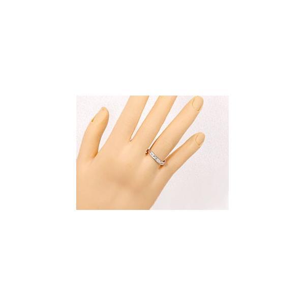 結婚指輪 ダイヤモンドペアリング プラチナ アクアマリン マリッジリング 結婚式 ダイヤ カップル クリスマス 女性