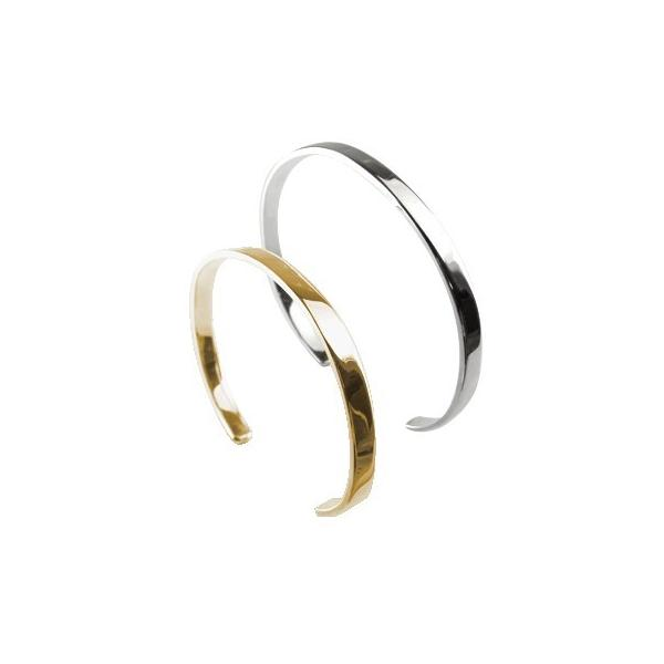 プラチナ ブレスレット ペアバングル プラチナ900 ピンクゴールドk18 シンプルバングル メンズLサイズMサイズ 18金 カップル 男性用 送料無料
