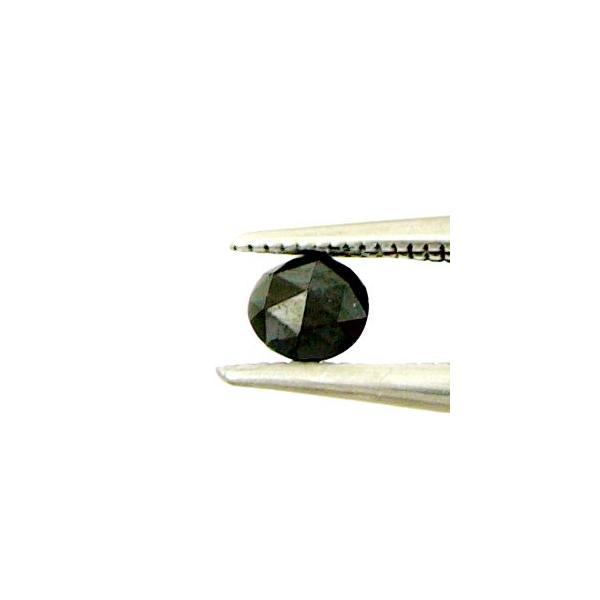 ペアアンクレット ブルートパーズ ブラックダイヤモンド ダイヤ スリーストーン プラチナ チェーン レディース カップル 宝石