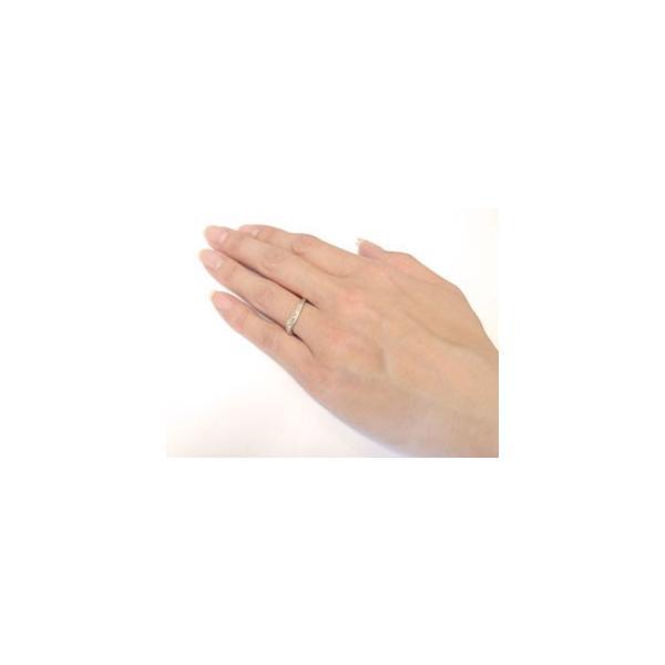 S字 マリッジリング プラチナ 結婚指輪 ペアリング ハワイアン ミル打ち 結婚式 ウェーブリング ストレート カップル メンズ レディース クリスマス 女性