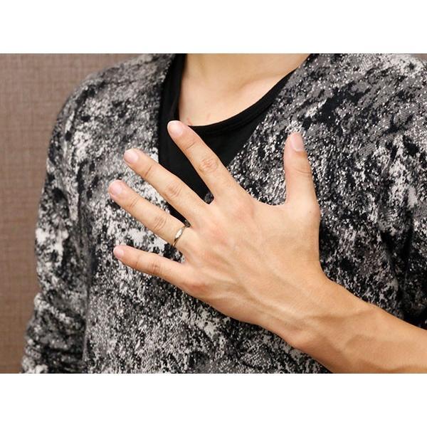 ペアリング 結婚指輪 マリッジリング ハート ピンクゴールドk18 ホワイトゴールドk18 つや消し スターダスト加工 18金 ストレート スイートペアリィー  最短納期