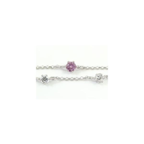 ロングピアスダイヤモンド ピンクサファイアプラチナチェーン ピアスプラチナ ピアス揺れる 天然石 ダイヤ チェーン タッセル フリンジ レディース 宝石