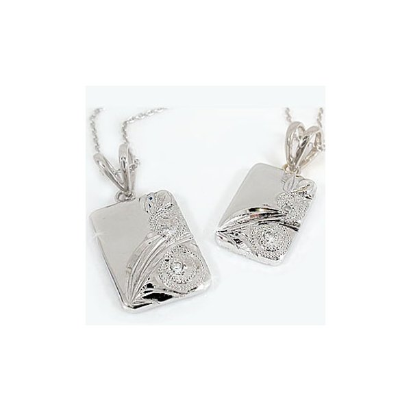 ネックレス ペアペンダントハワイアンジュエリーダイヤモンド ハワイアンペンダントプラチナ900 ハワイ ダイヤ シンプル 人気 クリスマス 女性