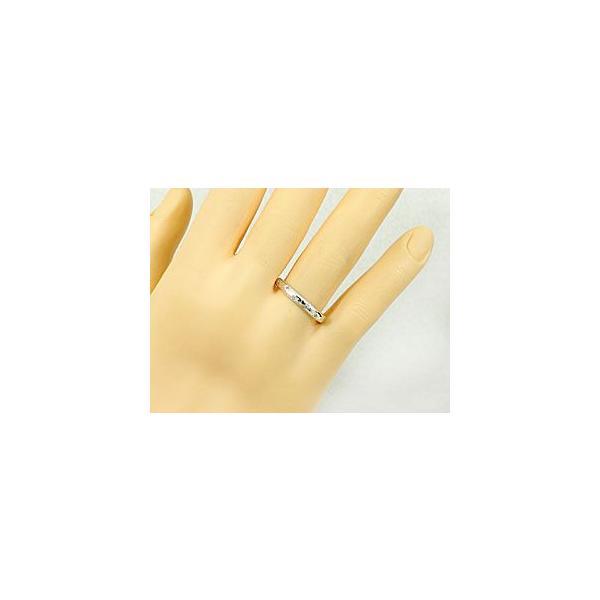 甲丸 結婚指輪 マリッジリング ペアリング ホワイトゴールドk10イエローゴールドk10ダイヤモンド 指輪 10金 ダイヤ ストレート カップル 2.3 クリスマス 女性