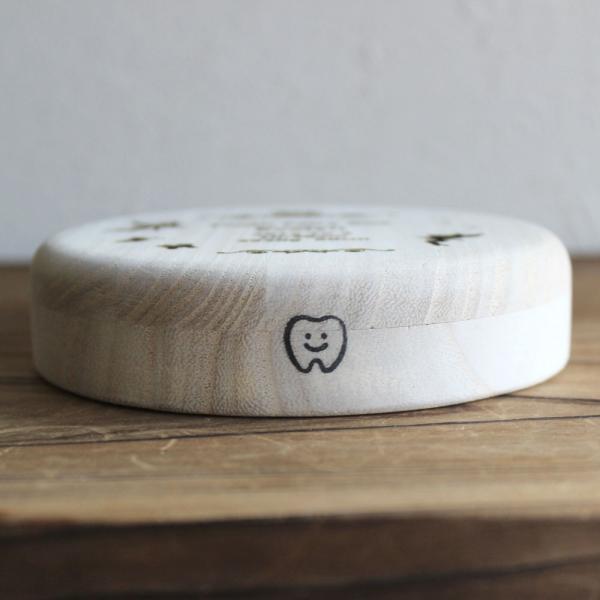 定形外郵便選択で送料無料 乳歯ケース 乳歯入れ 乳歯ボックス 「フェアリー」 桐 箱 子ども 歯入れ 出産祝い プレゼント ギフト|atsumeru|05
