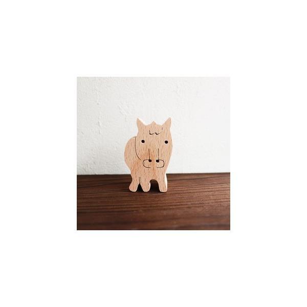 知育玩具 木のおもちゃ「干支おぼえ隊」誕生日ギフト 幼児 木製インテリア プレゼント 日本製 普通郵便OK|atsumeru|04