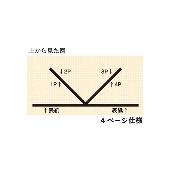 メニューブック 和風 洋風 A4・4ページ仕様 ピンタイプ MB-301|atta-v|02