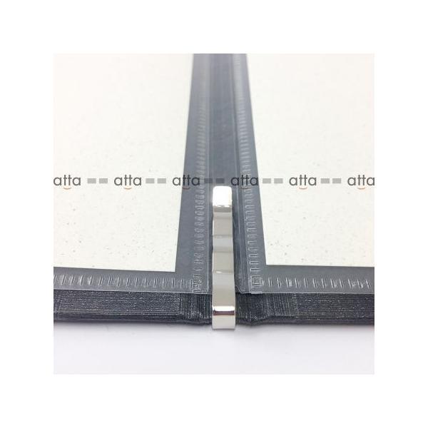 メニューブック 和風 洋風 A4・4ページ仕様 ピンタイプ MB-301|atta-v|06