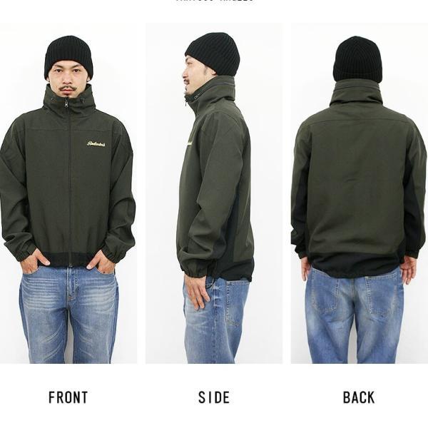 ジャージ メンズ ジャケット ブルゾン ナイロンスタンド REALCONTENTS リアルコンテンツ 大きいサイズ XL XXL アメカジ ストリート系 ファッション|attention-store|06